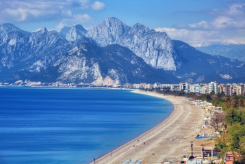 Antalya-turcia